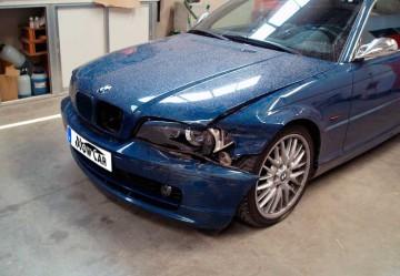 BMW – Reparación de Chapa
