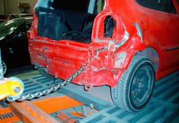 Volkswagen Polo – Reparación Chapa
