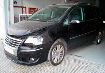 Volkswagen Touran – Reparación de Chapa