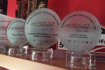 NewCar Team – Baja Aragón 2016